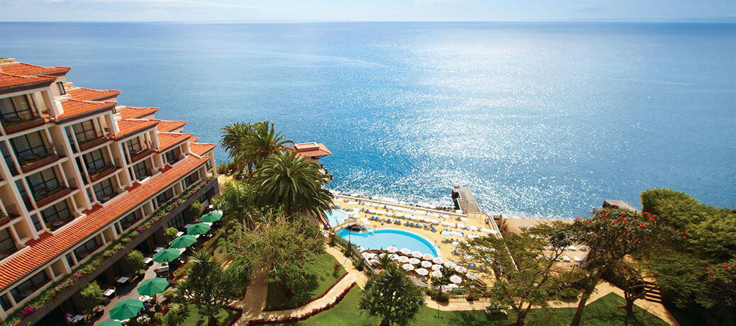 Hotel The Cliff Bay – PortoBay Hotels & Resorts